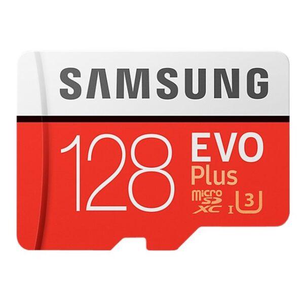 Samsung EVO MicroSDXC-kort 128GB UHS Class 1