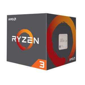 AMD CPU Ryzen 3 2200G 3.5GHz