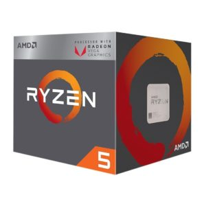 AMD CPU Ryzen 5 1400 3.2GHz