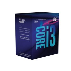 Intel CPU Core I3-8350K 4GHz
