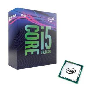 Intel CPU Core I5-9600K 3.7GHz