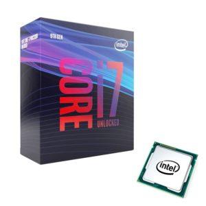 Intel CPU Core I7-9700K 3.6GHz
