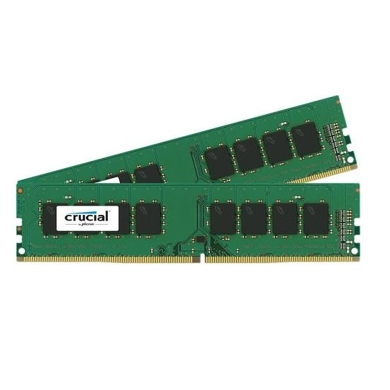 Crucial DDR4 8GB kit 2400MHz CL17