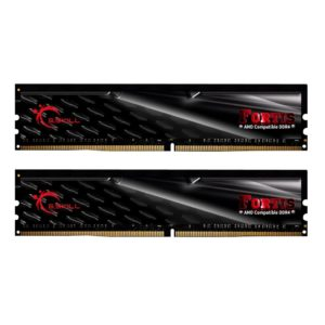 G.Skill Fortis Series DDR4 16GB kit 2133MHz CL15