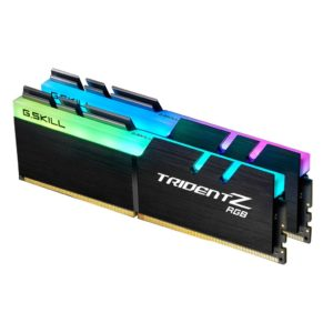 G.Skill TridentZ RGB Series DDR4 16GB kit 2400MHz CL15