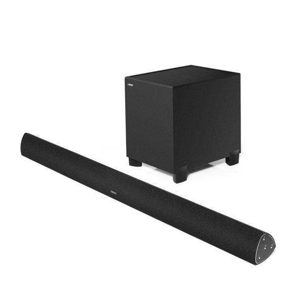 Edifier CineSound B7 2.1-kanal Sort Soundbarsystem