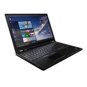 "Lenovo ThinkPad P51 20HH 15.6"" Windows 10 Pro 64-bit"
