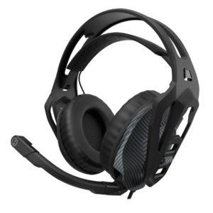 Ozone Nuke PRO Kabling Sort Headset